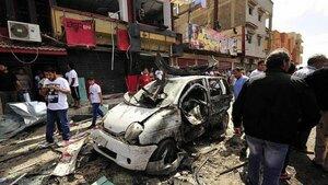 Мирную демонстрацию в Ливии обстреляли из миномётов