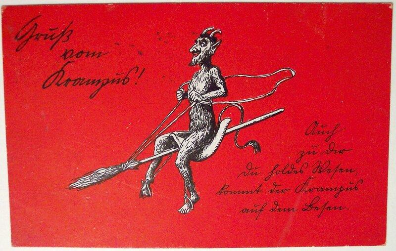 Странная открытка легенда