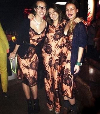 Платье от Prada доставило Собчак сплошное разочарование