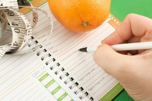 Планирование – главная составляющая успеха в похудении