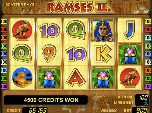 игровой автомат Rases II