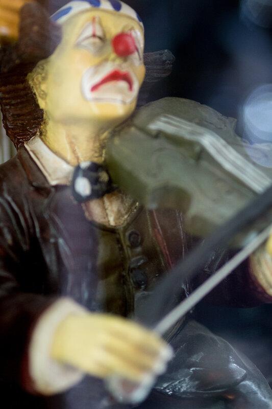 новости журналистики. клоуны и куклы