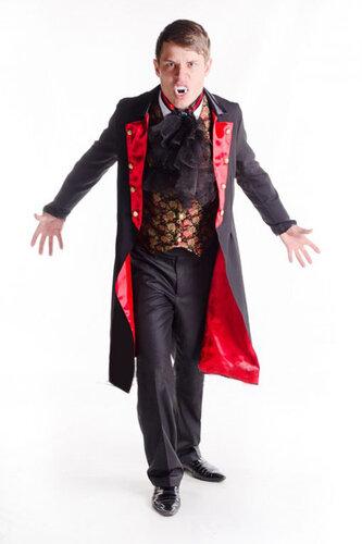 Мужской карнавальный костюм Граф Дракула