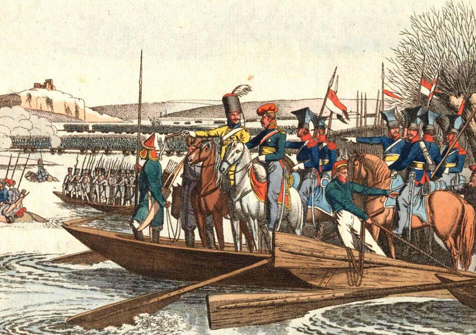 зима 1813-1814 годов