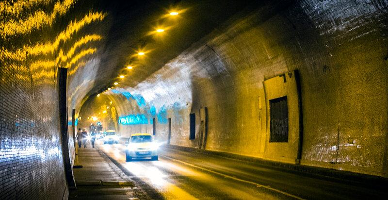 Будайский тоннель