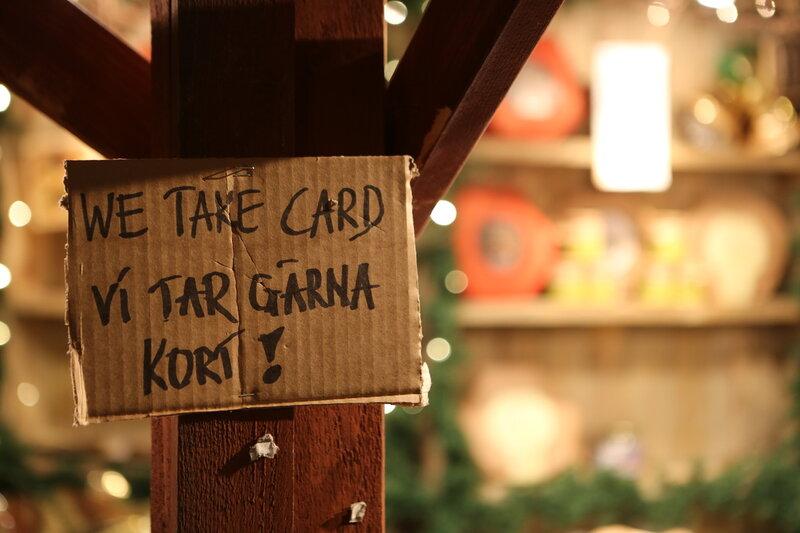 Стокгольм 2013 Рождественские базары