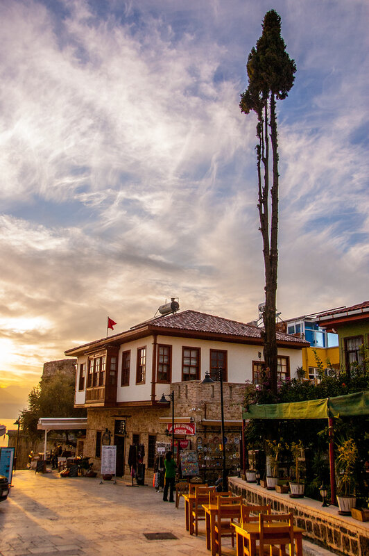 Турция. Geyikbayiri. Новый год 2014
