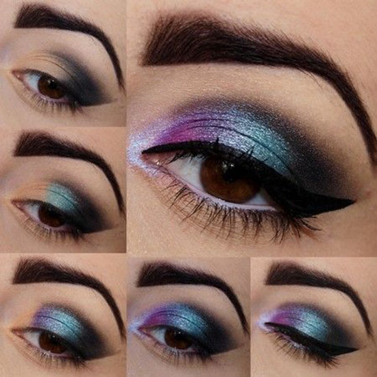 Easiest eye makeup