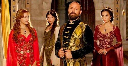 султан и гарем