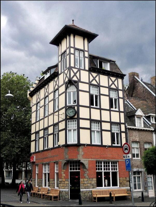 Maastricht 7453 Wycker Grachtstraat