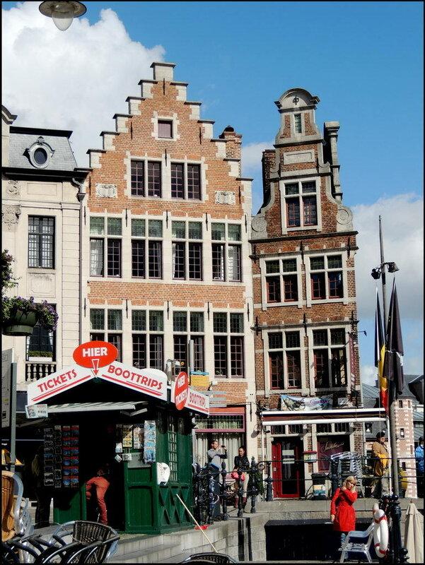 Gent 7856 Korenlei