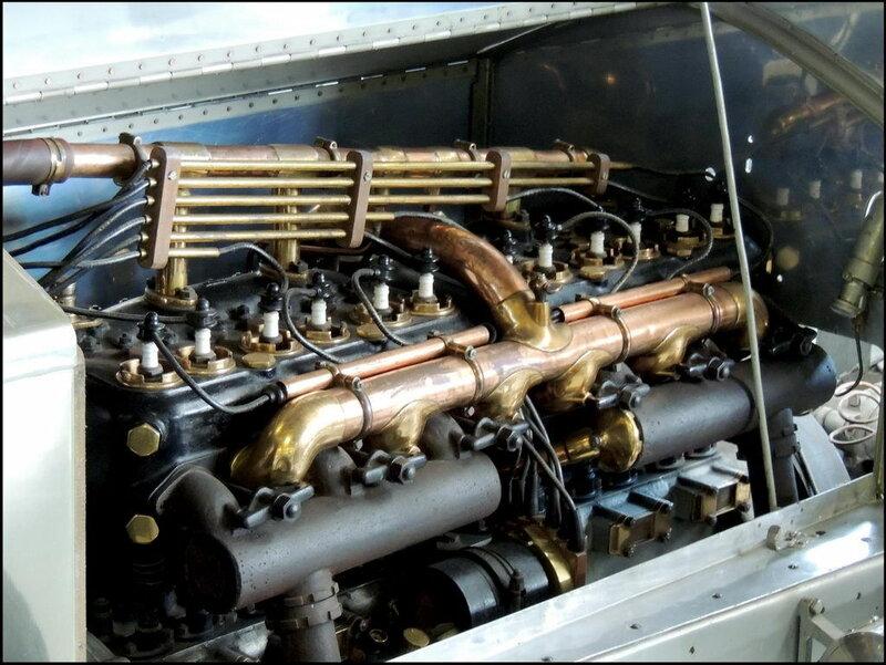 Autoworld 7997 Rolls-Royce Silver Ghost 1911