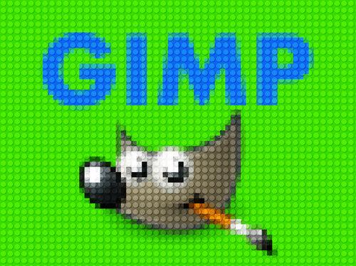 Урок GIMP.