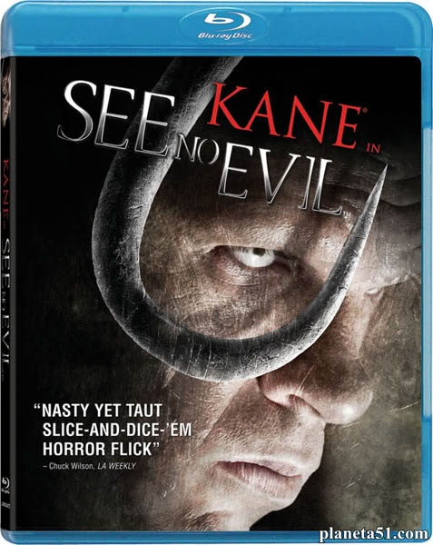 Не вижу зла / See No Evil (2006/HDRip)