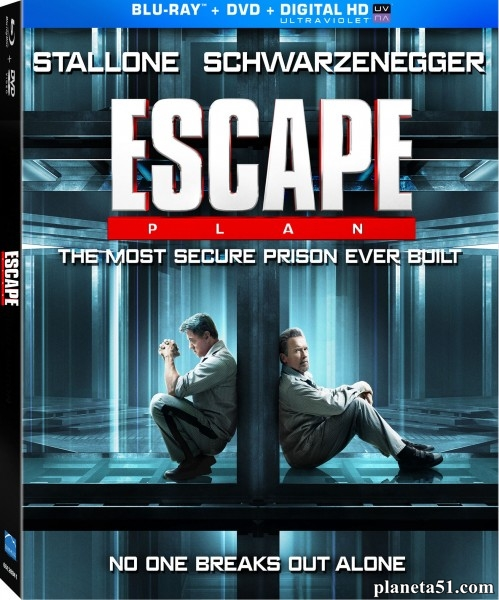 План побега / Escape Plan (2013/BDRip/HDRip) [Лицензия]