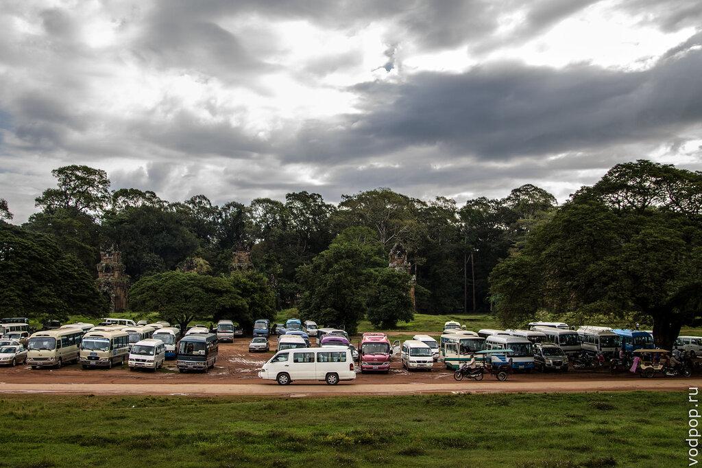 Дороги Камбоджи