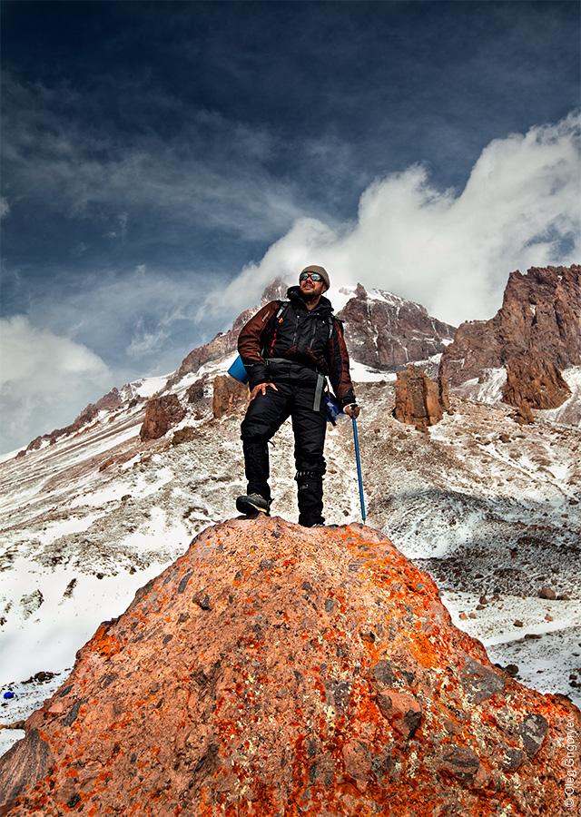 фото альпиниста