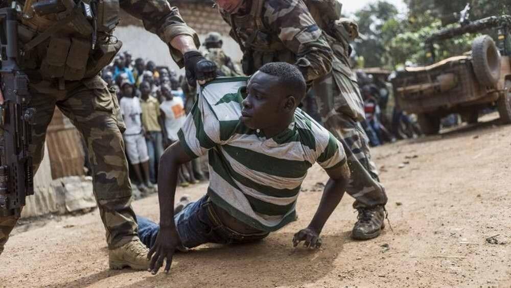 Еще один задержанный представитель мусульманской Seleka в Центрально-Африканской Республике