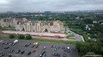Мытищи. Вид на Москву.Улица Троицкая 11