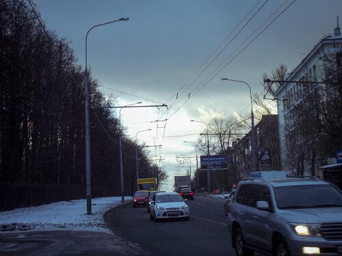 Свет в конце улицы