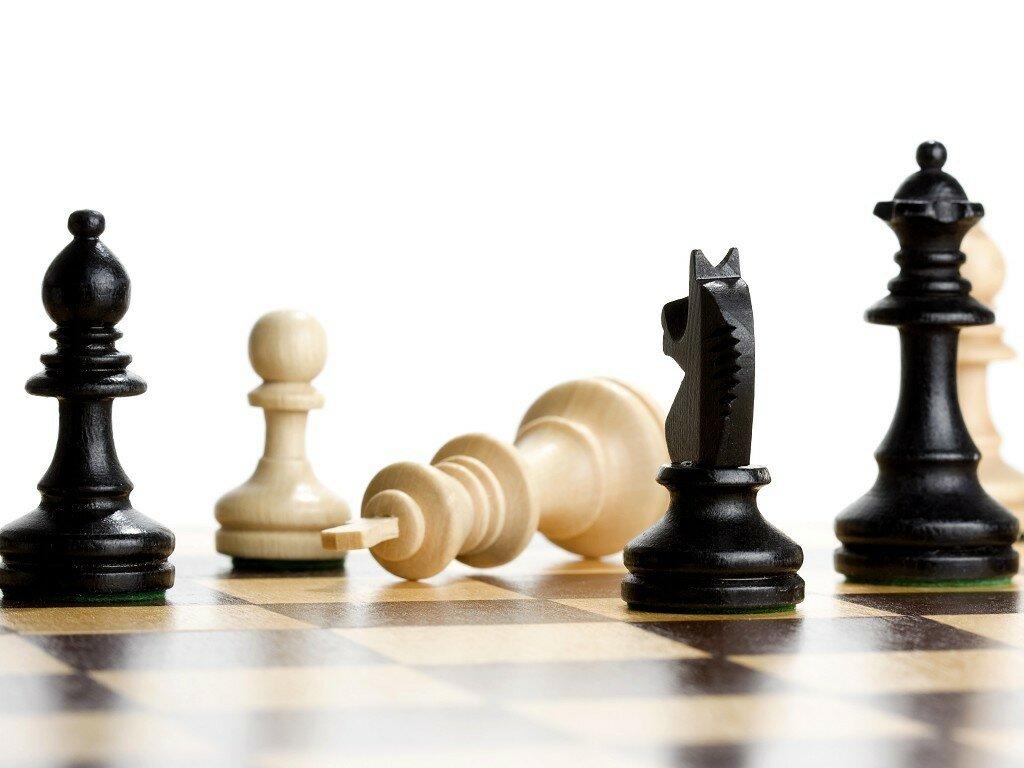 Партнер по игре в шахматы в загробной жизни