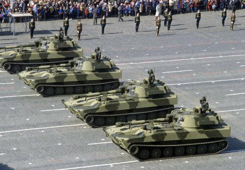 """""""Акация"""" на марше"""