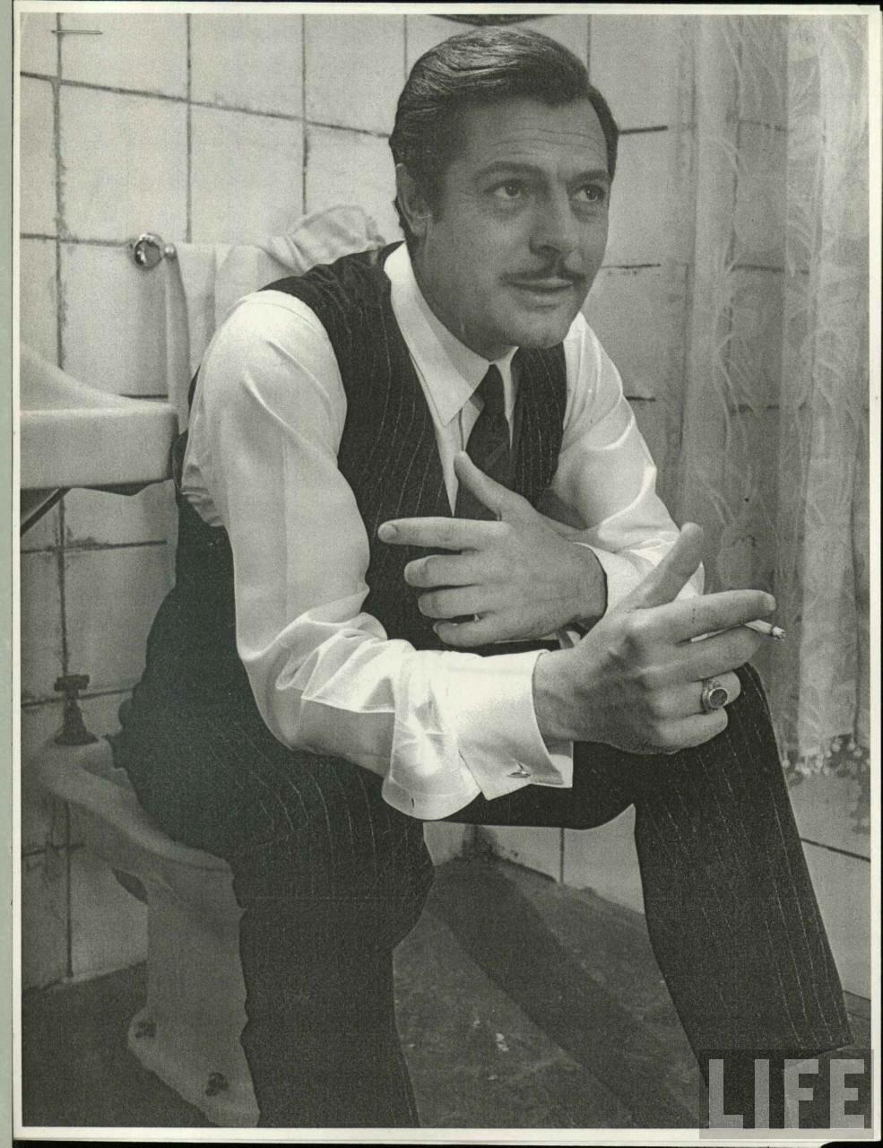 1964. Марчелло Мастроянни