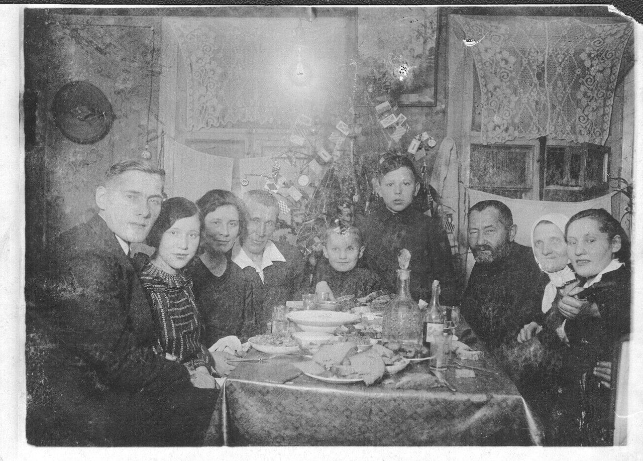 1932. Новый год