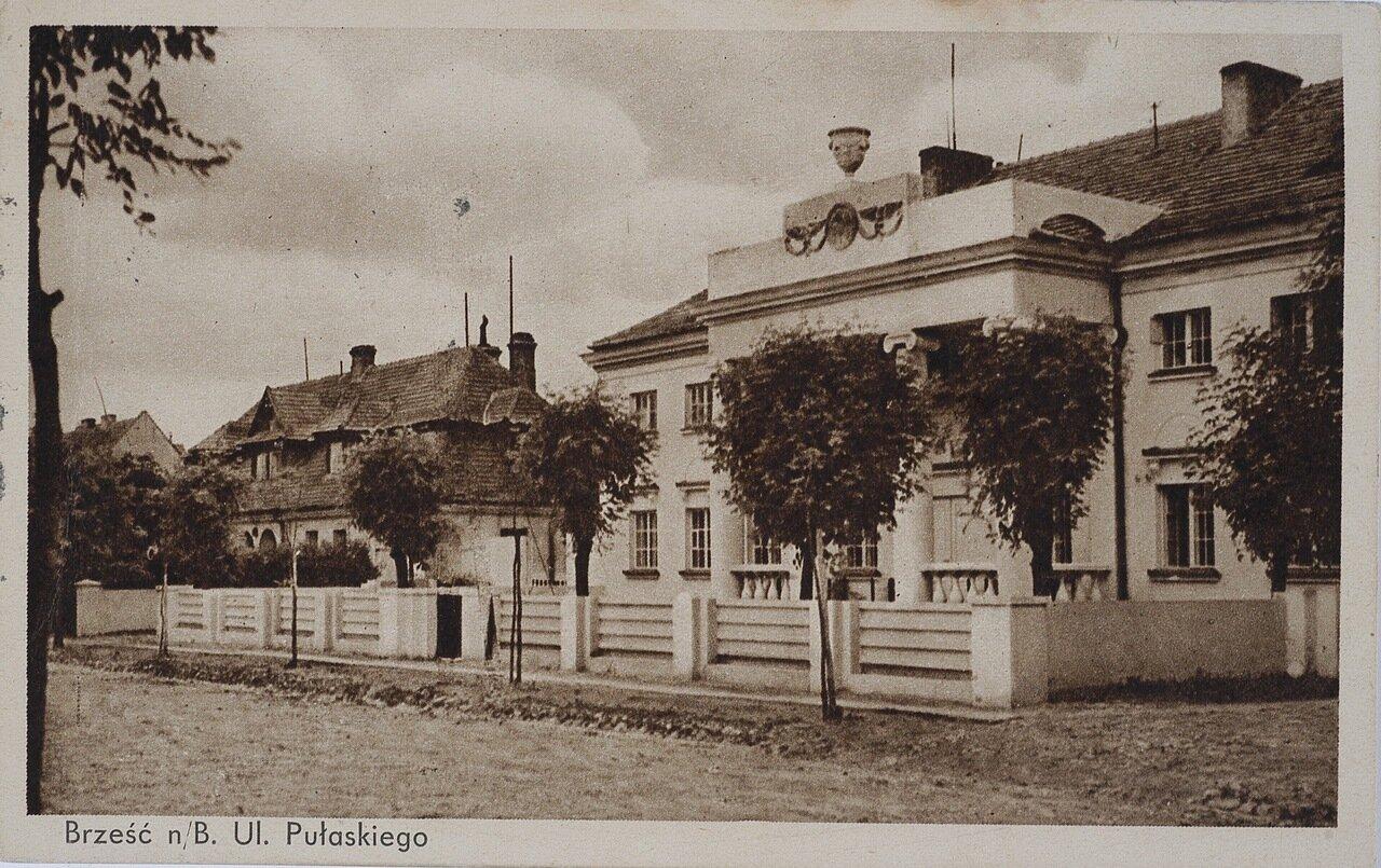 Улица Пулаского