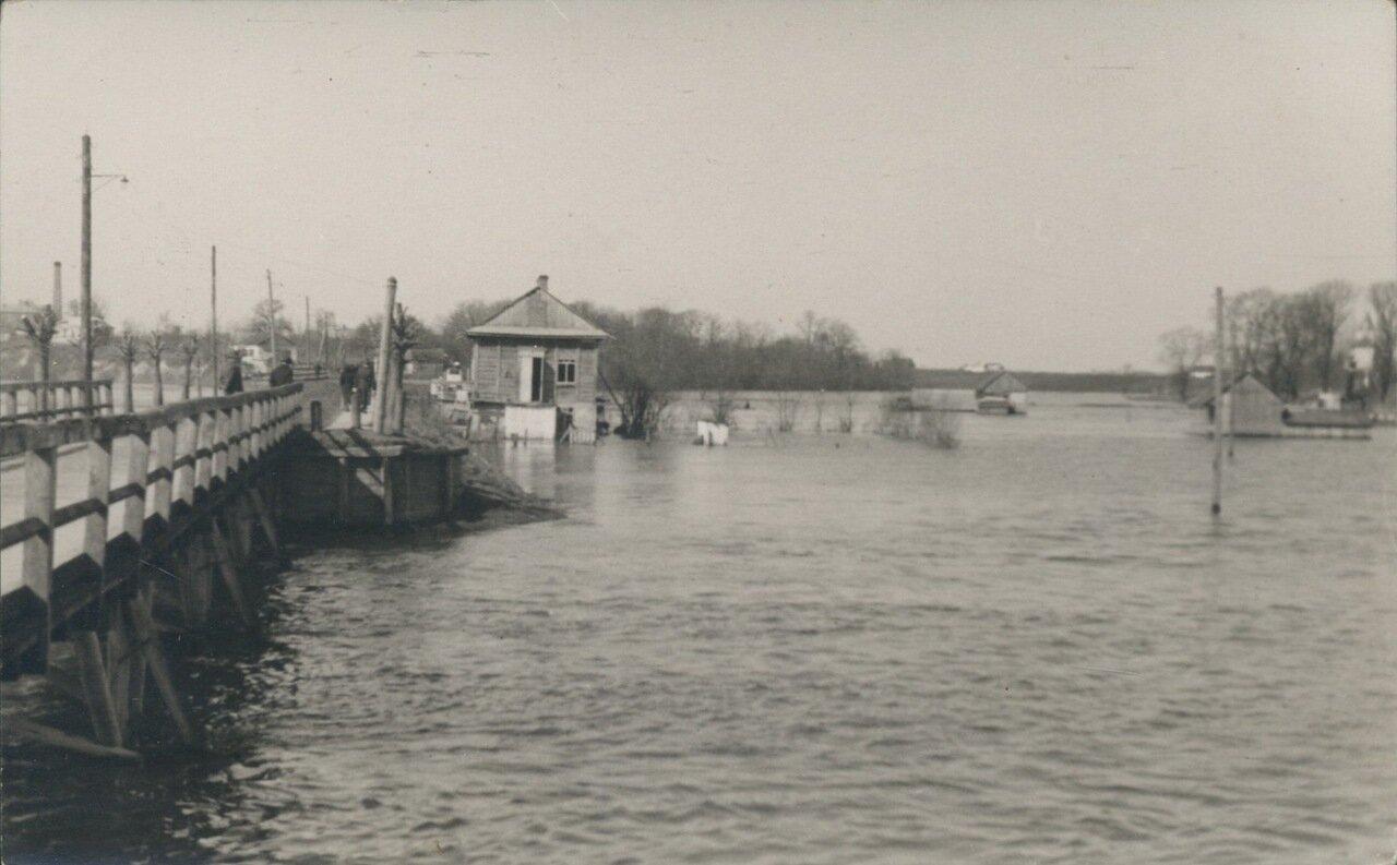 Наводнение на Стыре. 1918