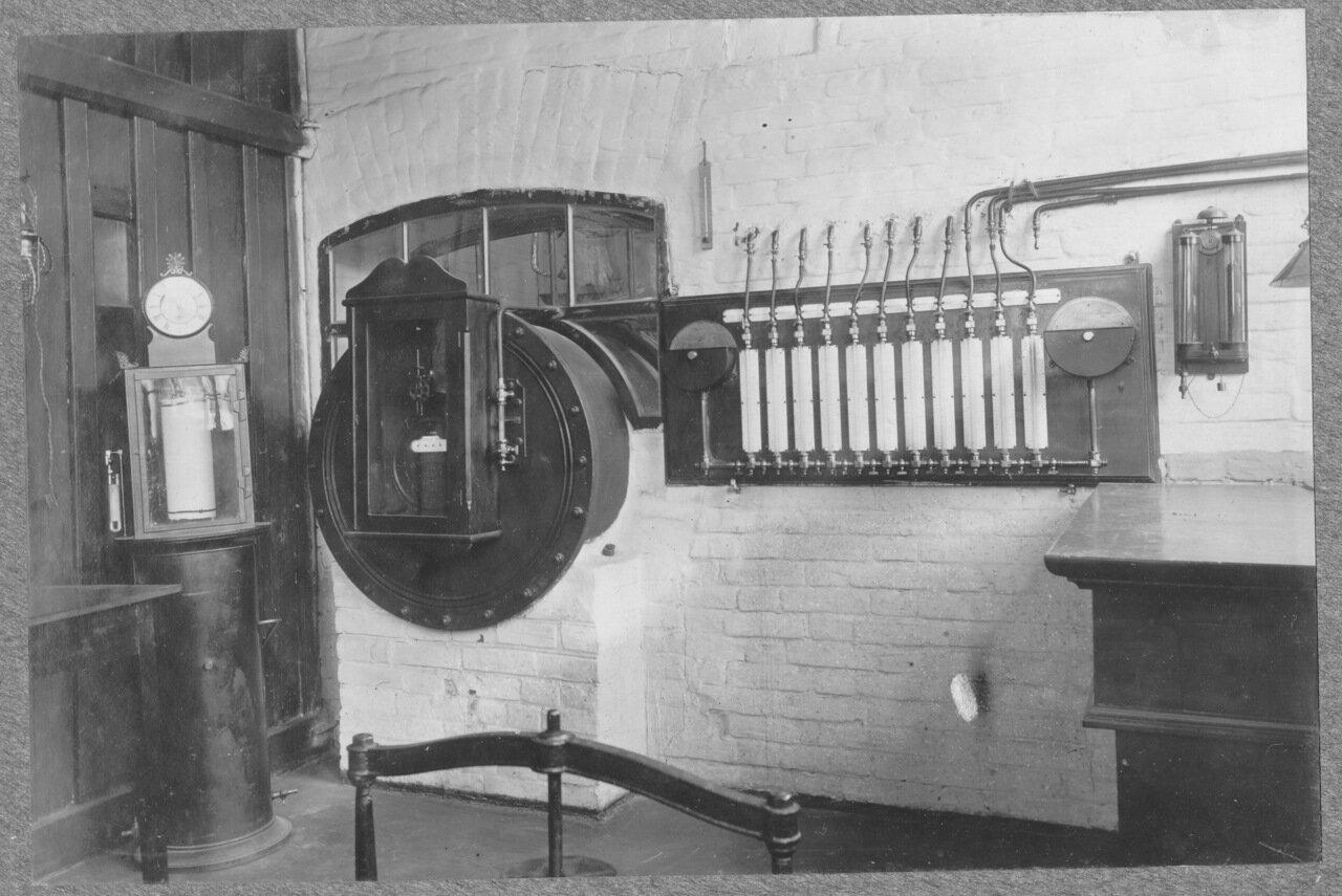 61. Контрольное отделение газового завода
