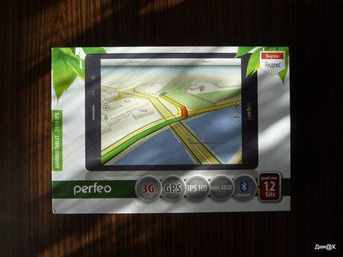 Perfeo 7919 (лицевая сторона упаковки)