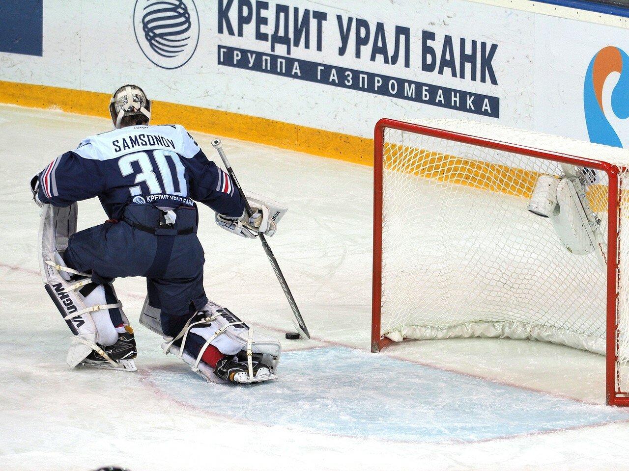 57Металлург - Локомотив 23.11.2016