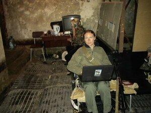 Жительница Германии приехала защитить Донбасс от фашизма