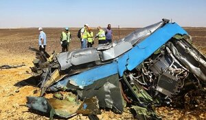 Доклад Stratfor: названа вероятная причина крушения A321