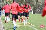Спартак готовится к матчу с Амкаром