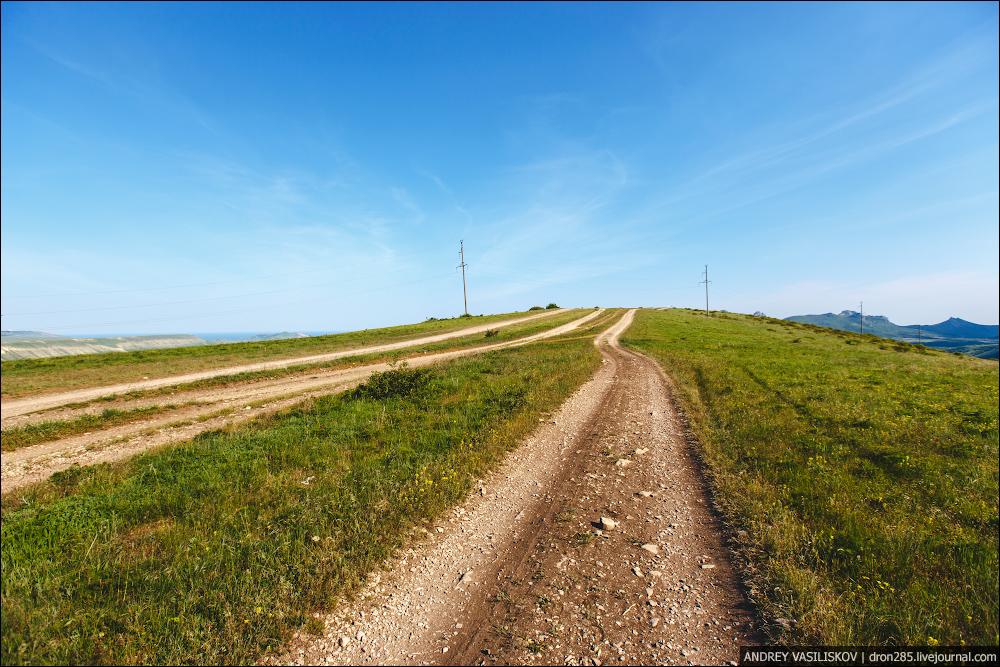 Дороги Крыма
