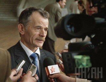 Путин заявил Джемилеву, что Украина вышла из СССР не совсем законно
