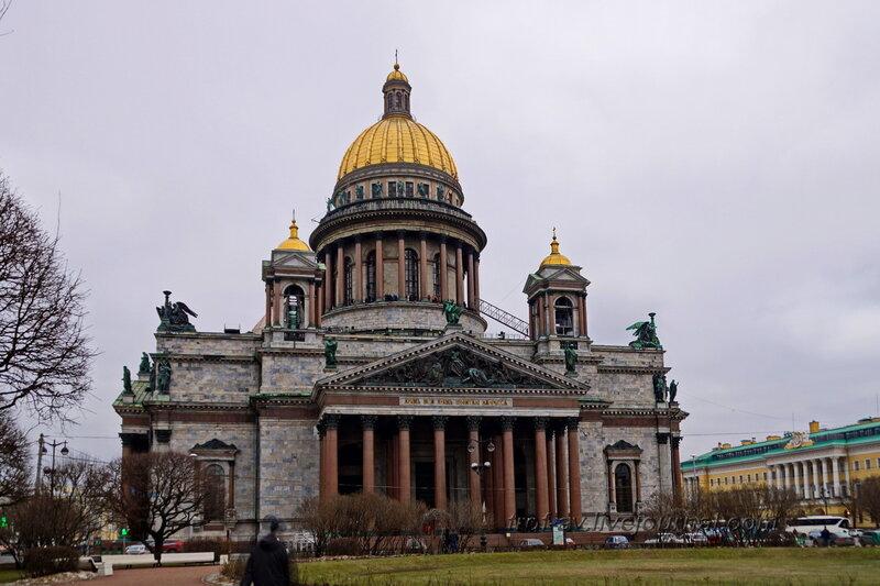 Исаакиевский собор (собор преподобного Исаакия Далматского), Санкт-Петербург