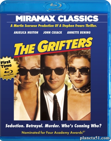 Кидалы / The Grifters (1990/DVDRip/BDRip)