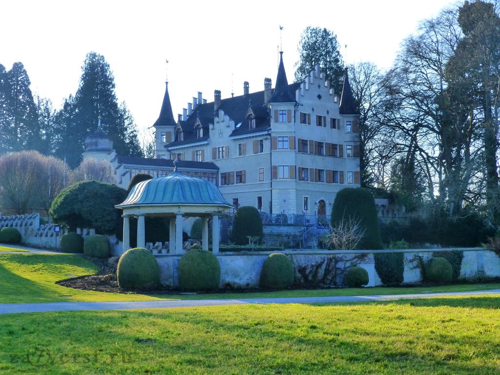 Кройцлинген, Швейцария