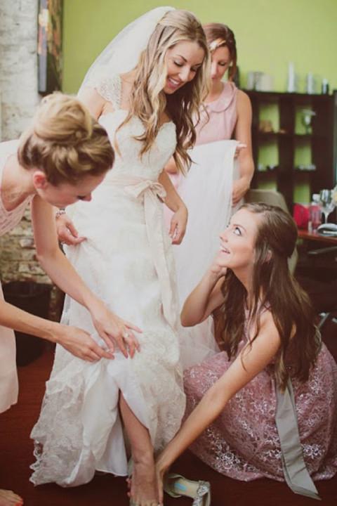 Идеальные сборы невесты и свадебная мода: конечно, потом придётся вернуться домой…