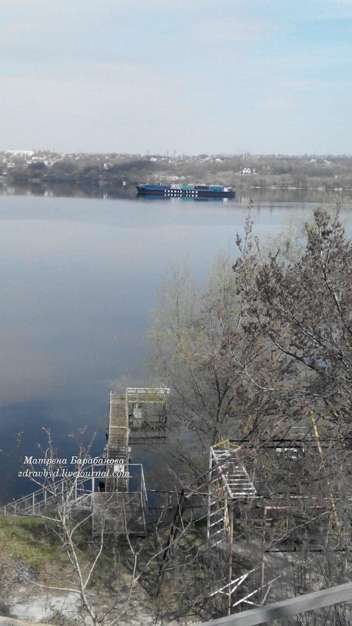 берег днепра