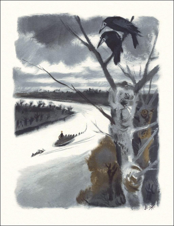 Georges Beuville, La bête Mahousse