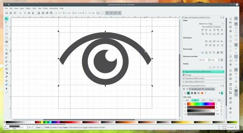 Векторный редактор Inkscape   бесплатная замена Corel Draw