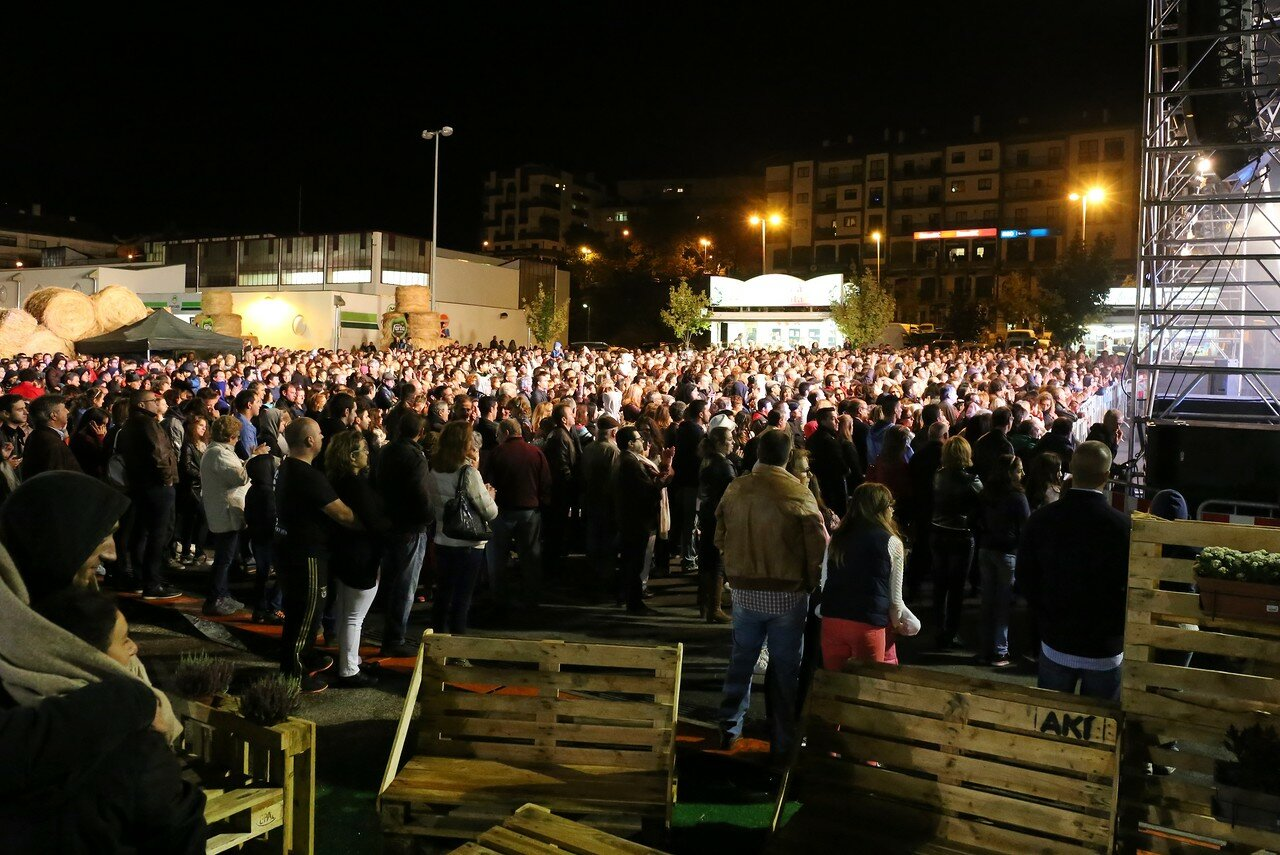 José Cid concert in Guarda