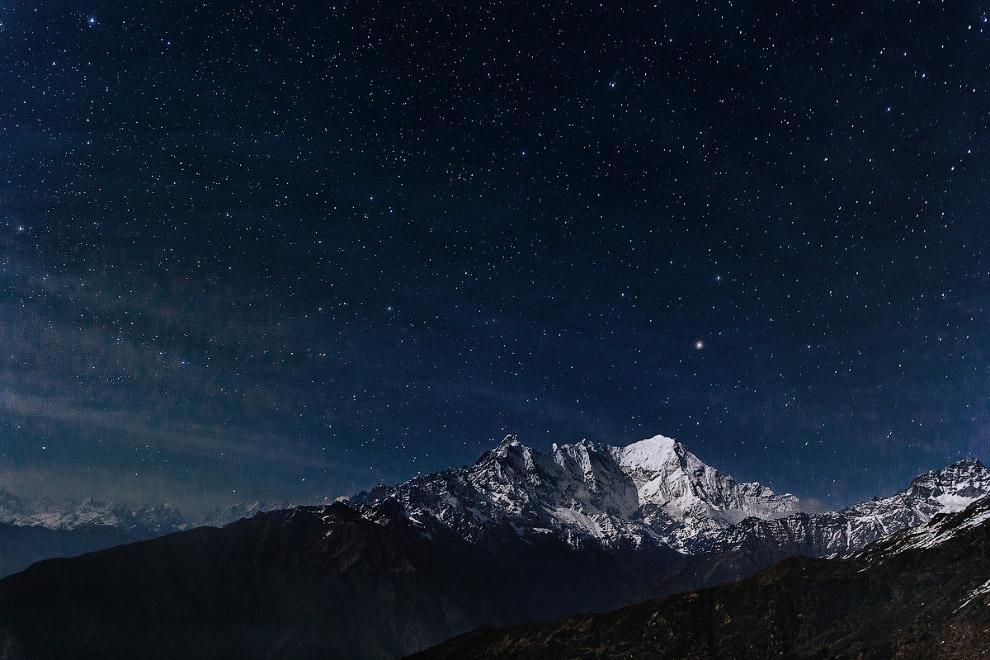 19. Мы — люди, потому что мы смотрим на звезды? Или мы смотрим на звезды, потому что мы — люди? Бесс