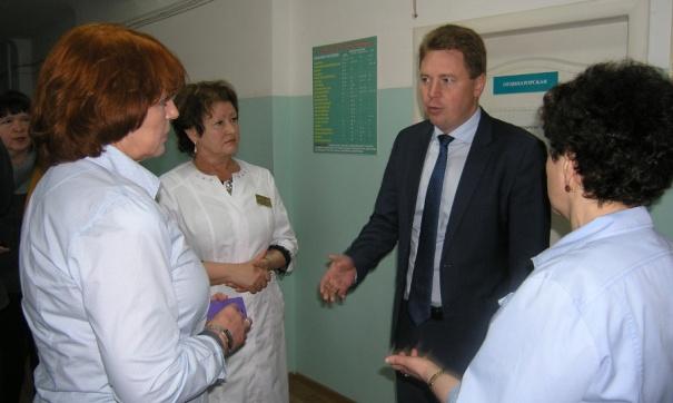 Мед. персонал Морозовской детской клиники каждый месяц будут помогать севастопольским сотрудникам