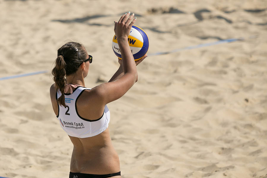 Пляжный волейбол Анапа