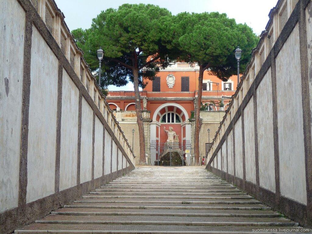 Дворец Барберини